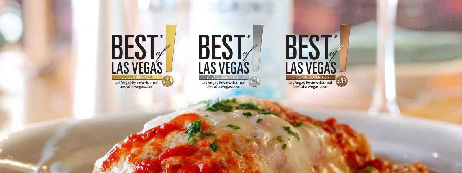 Best Italian Restaurant In Las Vegas Trattoria Reggiano